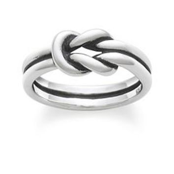 lovers knot ring james avery - James Avery Wedding Rings