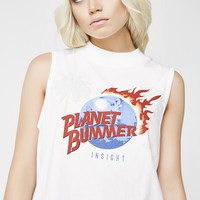 Planet Bummer Dusted Tank