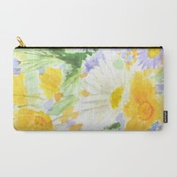 spring flower 2 Carry-All Pouch by Color And Color
