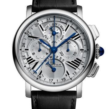 Cartier Rotonde de Cartier Mens Chronograph Automatic Watch W1556226