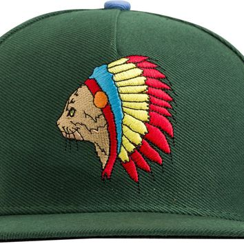 GOLF WANG NATIVE CAT SNAPBACK