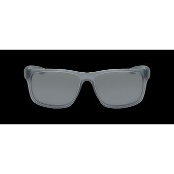 Nike - Essential Chaser Matte Grey Sunglasses / Grey Silver Flash Lenses