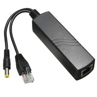 ELEGIANT Power Over Ethernet POE Splitter 12V 2A POE Adapter For IP Cameras