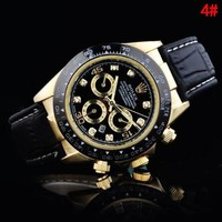 Rolex Trending Women Men Stylish Business Sport Movement Lovers Watch 4#