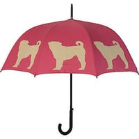 One Kings Lane - The Pet Shop - Walking Stick Umbrella, Pug