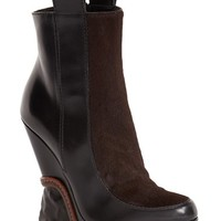 Women's Fendi Wedge Chelsea Boot,