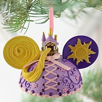 Ear Hat Rapunzel Ornament | Disney Store