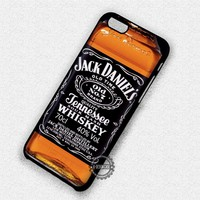 Whiskey Jack Daniels - iPhone 7 6 Plus 5c 5s SE Cases & Covers #Movie #supernatural