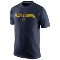 Nike West Virginia Mountaineers Wordmark Tee
