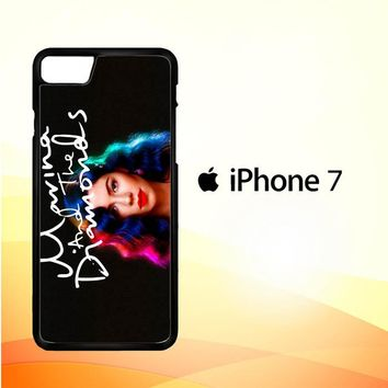 Marina and The Diamonds Z1529 iPhone 7 Case