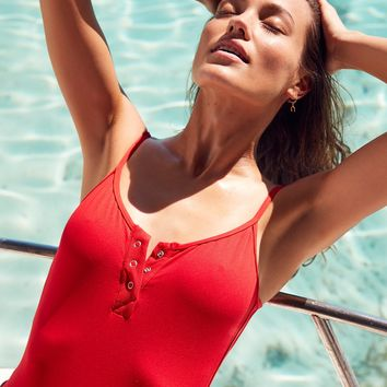 Free People Lila One Piece Swimsuit