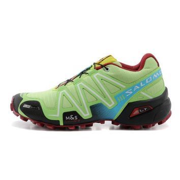 Women's Salomon Breathable Fashion Outdoor Sport Sneakers Shoes