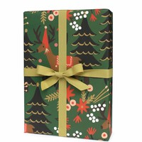Reindeer Wrapping Sheets by RIFLE PAPER Co. | Made in USA