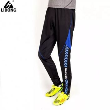 LIDONG Kids Boys Soccer Training Pants Skinny Leg Youth Basketball Football Jogging Pant Soccer Pant Running joggers Sweatpants