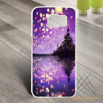 Disney Tangled lantern 3 Custom case for Samsung Galaxy