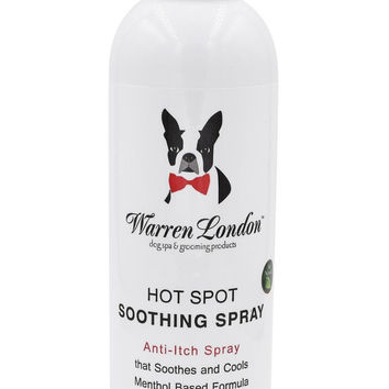 Hot Spot Soothing Spray - Anti Itch Spray That Soothes And Cools - Immediate Soothing Relief for Dry, Itchy, Bites or Allergy Based Redness - Made In USA