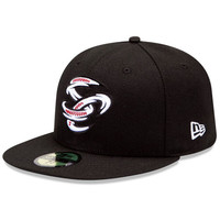 Omaha Storm Chasers Authentic Alternate 1 Fitted Cap - MLB.com Shop