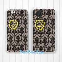 Sherlock 221b baker smiley case for iPhone 6/4s/5/5s/5c, Samsung S5/Note4, Sony, LG Nexus, Nokia Lumia, HTC One M7/M8, Moto X Moto G(E64)