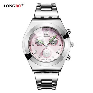 LONGBO 8399 Luxury Quartz Watch