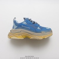 [ Free Shipping ]Balenciaga Triple-S Sneaker Basketball Shoes