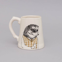 Mr Hedgehog Beer Tankard