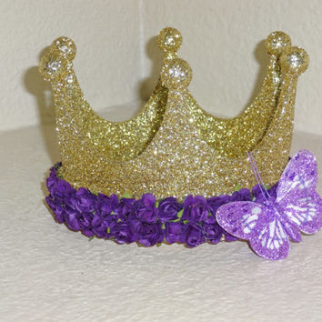 Butterfly Princess Crown
