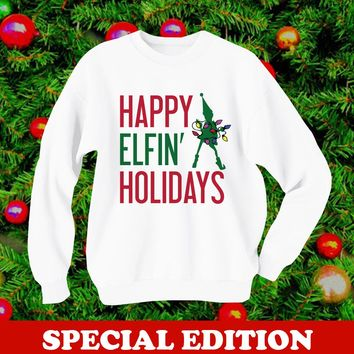 Happy Elfin Holidays