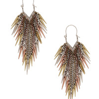 Spiked Drop Earrings   FOREVER21 - 1000037483