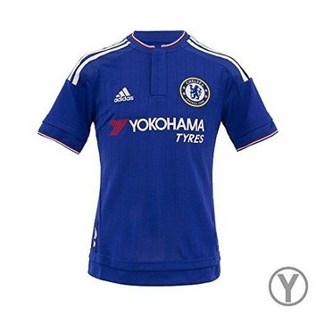 Adidas Youth Chelsea Home Replica Soccer Jersey