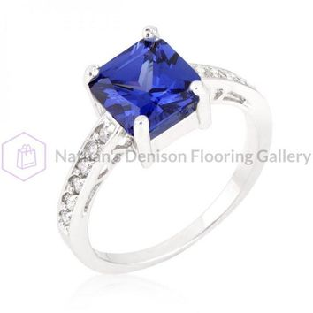 Princess Purple Ring (size: 08) R07052R-C21-08