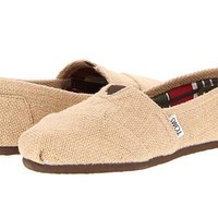 Toms Women's Burlap Casual Shoes