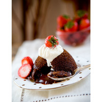 Some of you have to get in on this: Sticky Toffee Pudding 6pc Molten Baby Chocolates