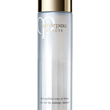 Cle De Peau Eye and Lip Makeup Remover, 4.2 oz.