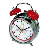 Marilyn Monroe Retro Alarm Clock