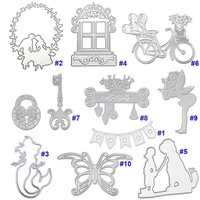 DIY Steel Design Cutting Dies Stencil Scrapbooking Embossing Card Paper Craft Decoration Hot Sale