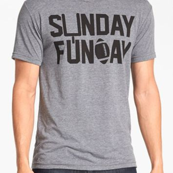 Kid Dangerous Grime Couture 'Sunday Funday Football' T-Shirt | Nordstrom