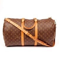 Louis Vuitton Keepall Weekend/Travel Bag 5593