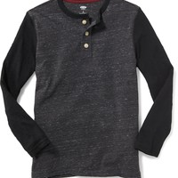 Jersey Henley for Boys | Old Navy