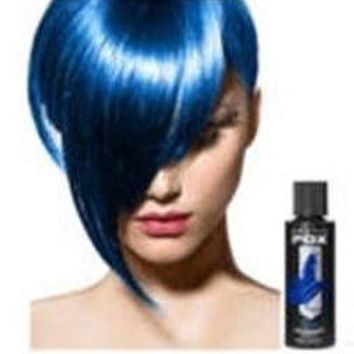 Arctic Fox Poseidon Semi Permanent Hair Color  4 oz.