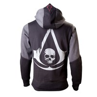 Assassin's Creed® IV Black Flag™ - Official Zip Up Hoodie
