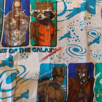 Custom Made to Order Guardians of the galaxy Dress, skirt, corset, top, tie or apron