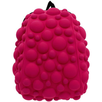 MadPax Bubble  Kids School Backpack Full Pack Neon Pink FullPack NEW