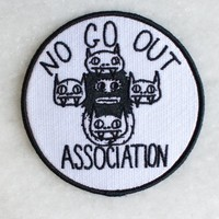 Knock-Off Iron-On Patch
