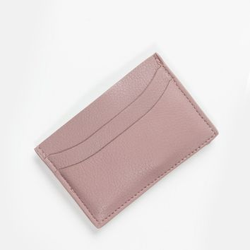 Dream Mauve Card Wallet