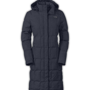 WOMEN'S METROPOLIS DOWN PARKA | Shop at The North Face
