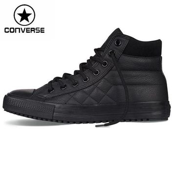 CREYONB Original New Arrival 2016 Converse all star converse boot pc Unisex  Skateboarding Shoe ffcf573e0
