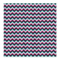 Colorful Chevron Zigzag Pattern Shower Curtain> Colorful Chevron Zigzag Pattern> Cierra's Pattern Decor and Gifts