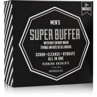 Spongelle - Mens Super Buffer 12+