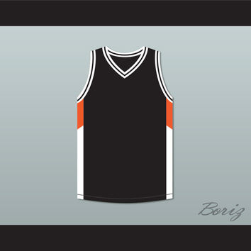 Kenny Powers Black Basketball Jersey Mexico Eastbound and Down