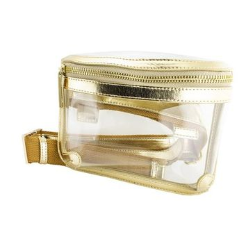 Belt Bag - Gold Accents